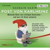 Hasnain Kazim - Post von Karlheinz: Wütende Mails von richtigen Deutschen – und was ich ihnen antworte