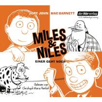 Jory John, Mac Barnett - Miles & Niles - Einer geht noch