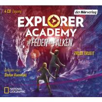 Trudi Trueit - Explorer Academy 2: Die Feder des Falken