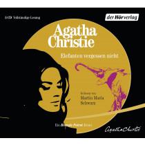 Agatha Christie - Elefanten vergessen nicht: Ein Hercule-Poirot-Krimi