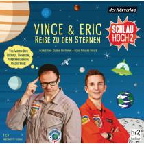 Schlau hoch 2 - Vince und Eric - Reise zu den Sternen
