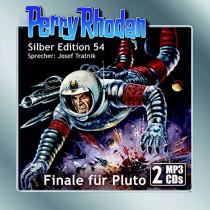 Perry Rhodan Silber Edition 54 Finale für Pluto (2 mp3-CDs)