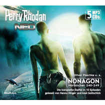 Perry Rhodan Neo MP3-CD Episoden 240-249