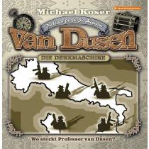 Professor van Dusen - Folge 29: Wo steckt Professor van Dusen