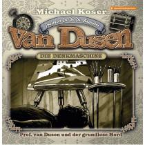 Professor van Dusen - Folge 30: Professor van Dusen und der grundlose Mord