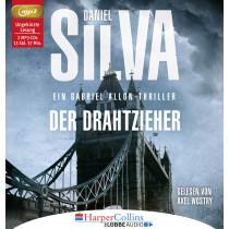 Daniel Silva - Der Drahtzieher: Ein Gabriel Allon-Thriller