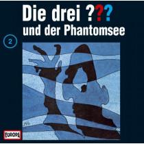 Die drei Fragezeichen Folge 002 und der Phantomsee