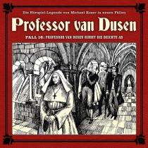 Professor van Dusen - Neue Fälle 16: Professor van Dusen nimmt die Beichte ab