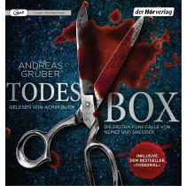 Andreas Gruber - Todes-Box. Die ersten fünf Fälle von Nemez und Sneijder