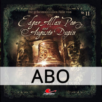 ABO Die geheimnisvollen Fälle von Edgar Allan Poe und Auguste Dupin