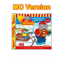 Benjamin Blümchen - Folge 147: Schlittenfahrt mit Hindernissen (MC)