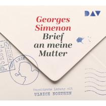 Georges Simenon - Brief an meine Mutter