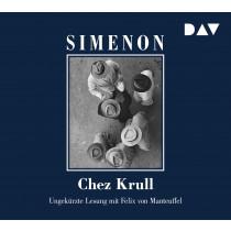Georges Simenon - Chez Krull