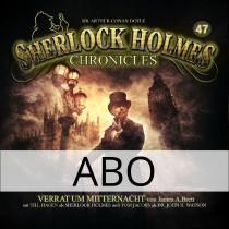ABO Sherlock Holmes Chronicles