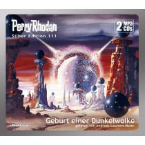 Perry Rhodan Silber Edition 111: Geburt einer Dunkelwolke (2 mp3-CDs)