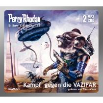 Perry Rhodan Silber Edition 118 Kampf gegen die VAZIFAR (2 mp3-CDs)