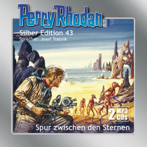 Perry Rhodan Silber Edition 43: Spur zwischen den Sternen (2 mp3-CDs)