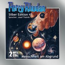 Perry Rhodan Silber Edition 45: Alarm für die Galaxis (2 mp3-CDs)