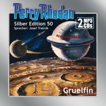Perry Rhodan Silber Edition 50: Gruelfin (2 mp3-CDs)