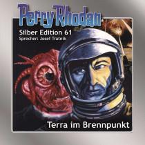 Perry Rhodan Silber Edition 61 Terra im Brennpunkt