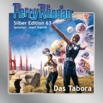Perry Rhodan Silber Edition CD 63: Das Tabora (16 CD-Box)
