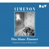 Georges Simenon - Das blaue Zimmer