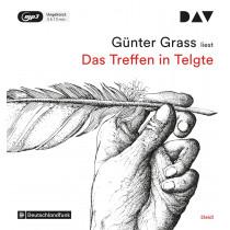 Günter Grass - Das Treffen in Telgte: Autorenlesung