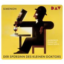 Georges Simenon - Der Spürsinn des kleinen Doktors. Vier Kriminalfälle