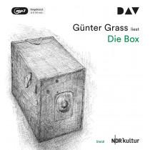 Günter Grass - Die Box: Autorenlesung