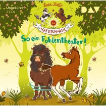Suza Kolb - Die Haferhorde - Teil 8: So ein Fohlentheater!