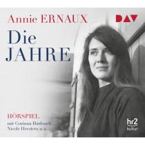 Annie Ernaux - Die Jahre (Hörspiel hr2)
