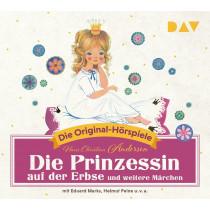 Die Prinzessin auf der Erbse und weitere Märchen - Die Original-Hörspiele
