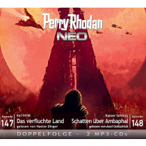 Perry Rhodan Neo MP3 Doppel-CD Episoden 147+148