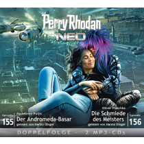 Perry Rhodan Neo MP3 Doppel-CD Episoden 155+156