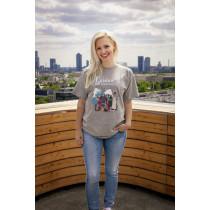 Das Leiden vom Schlossberg - (grau) - T-Shirt