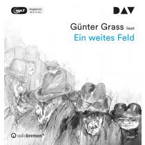 Günter Grass - Ein weites Feld: Autorenlesung