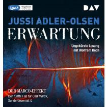Jussi Adler-Olsen - Erwartung