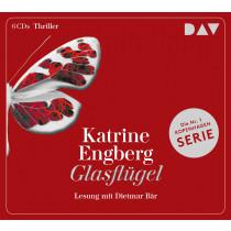 Katrine Engberg - Glasflügel. Ein Kopenhagen-Thriller