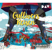 Jonathan Swift - Gullivers Reisen (rbb-Hörspiel)