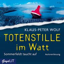 Klaus-Peter Wolf: Totenstille im Watt. Sommerfeldt taucht auf