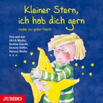 Kleiner Stern, ich hab dich gern: Lieder zur guten Nacht