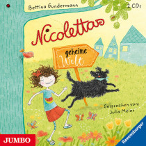 Bettina Gundermann - Nicolettas geheime Welt
