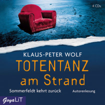 Klaus-Peter Wolf - Totentanz am Strand