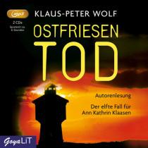 Klaus-Peter Wolf - Ostfriesentod (MP3)