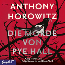 Anthony Horowitz - Die Morde von Pye Hall