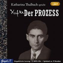 Franz Kafka - Der Prozess (MP3)
