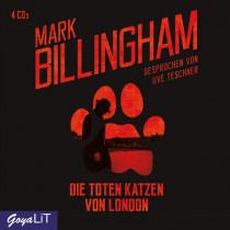Mark Billingham - Die toten Katzen von London