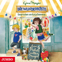 Gina Mayer - Die Wunderkiste. Ein Paket voller Magie