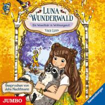 Usch Luhn - Luna Wunderwald. Ein Waschbär in Wohnungsnot