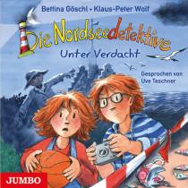 Die Nordseedetektive 6. Unter Verdacht